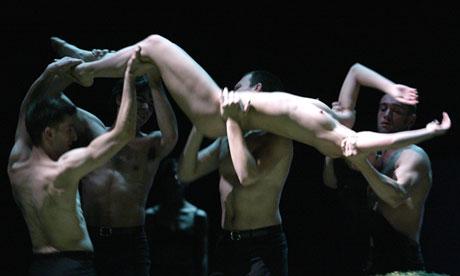 A 2002 version of The Rite Of Spring by Ballet Preljocaj